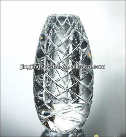 Crystal Vase, Flower Vase (JD-HP-033)