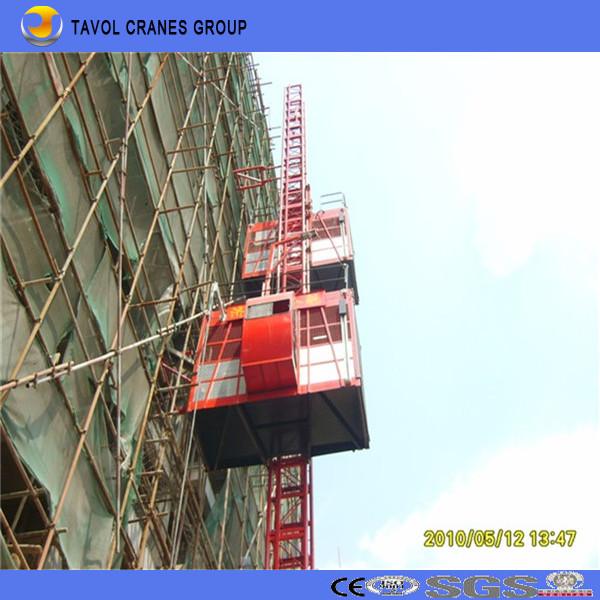 Sc200/200 Construction Building Hoist