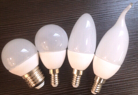 C37 F37 G45 5W LED Bulb with Ce