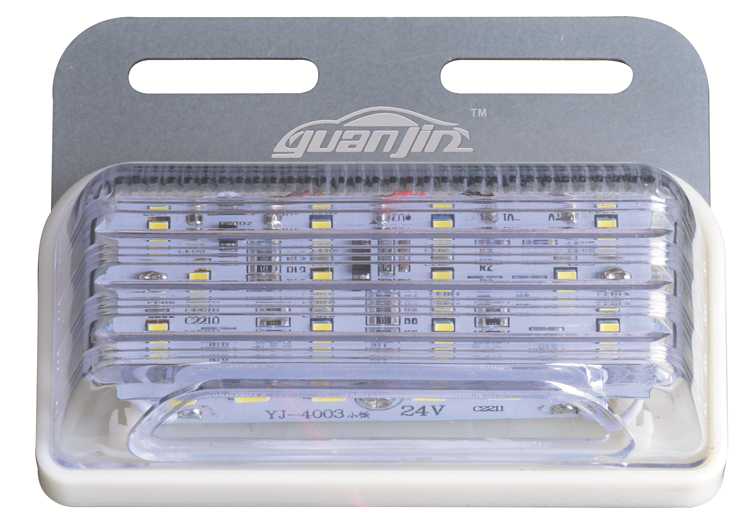24v Led Side Marker Light