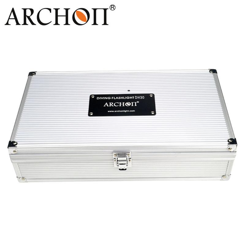 Archon Aluminum Alloy Goodman-Handle Canister Diver Lamps