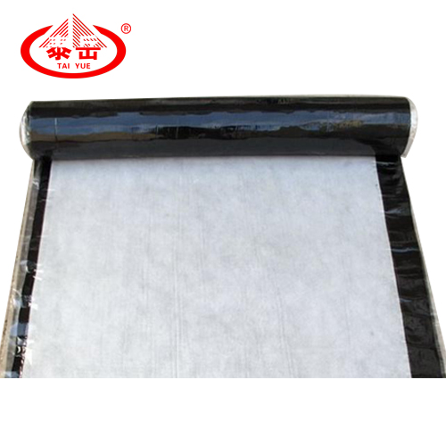 Since The Adhesive Waterproof Membrane for Roofings in Constructions