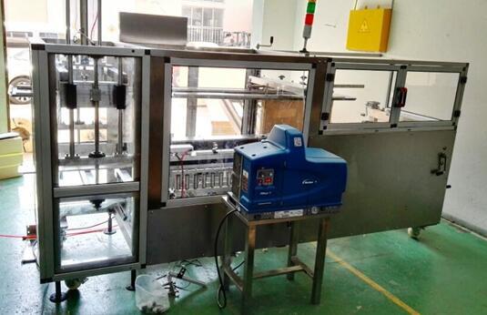 Hot Melt Glue Carton Sealing Machine
