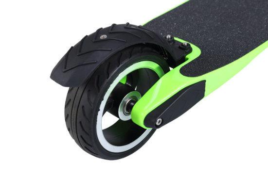 Carbon Fiber Folding Scooter