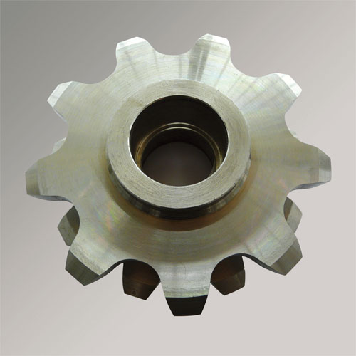 Industrial Double Pitch Stainless Steel Sprocket
