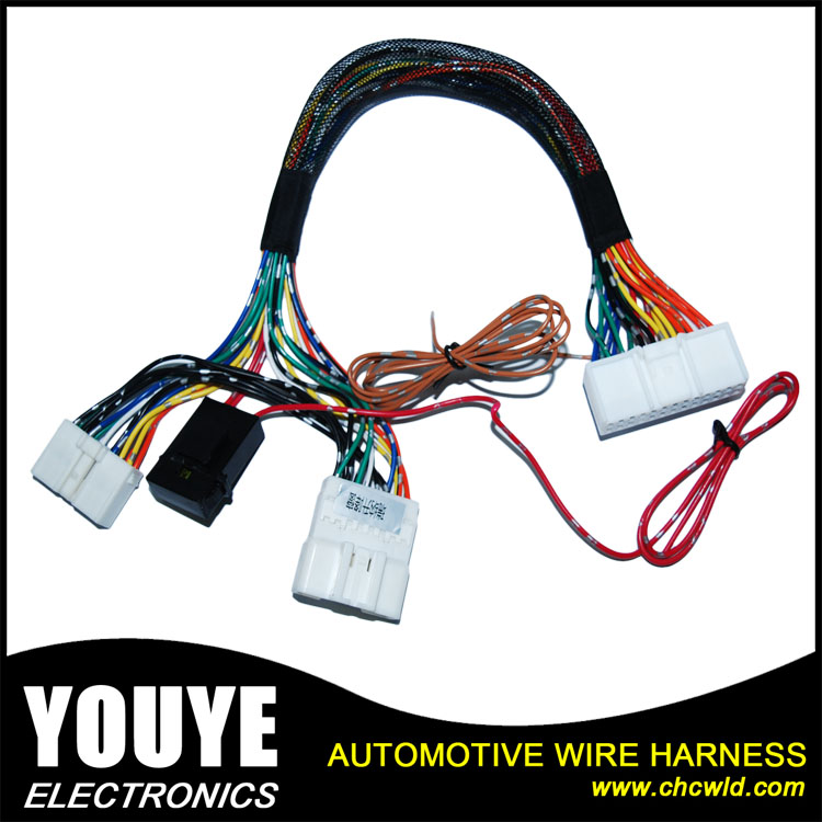 Electrical Cable Assemble Cable Wire Harness and Cable Assembly Wiring Harness