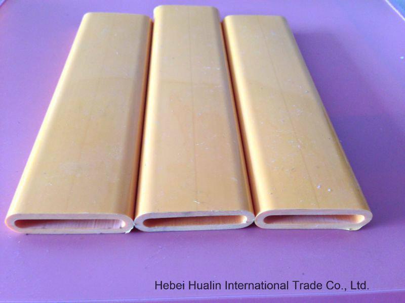 PVC Fiberglass Insulation Sleeve Pipe Material Sleeve