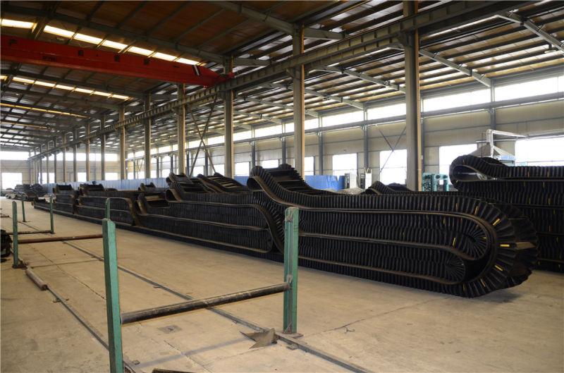 Competitive Price Sidewall Conveyor Belting