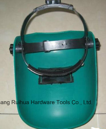 Professional Custom Welding Masks, Simple Easy Taiwan Type Black Safety Welding Helmet/Welding Mask, Wide Screen Large Viewing Welding Mask