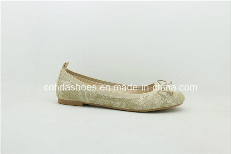 Latest Canvas Casual Shoe Fashion Lady Women Shoe