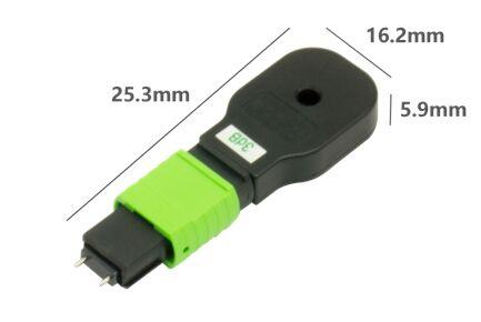 MPO Fiber Optical Attenuator Loopback for FTTH