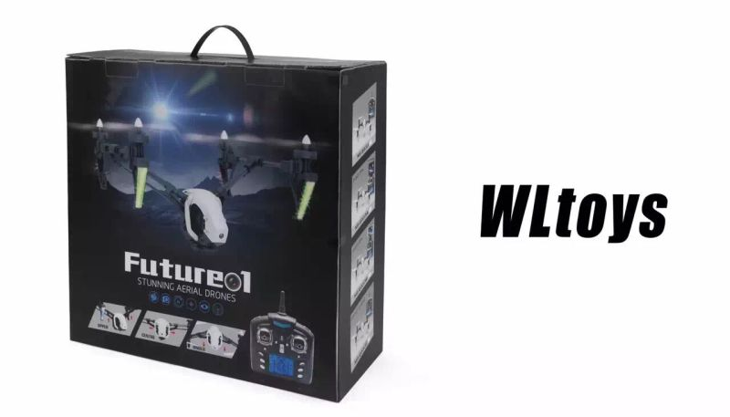 Newest Wifiimage Transmission Uav Professional RC Drone with HD Camera