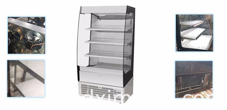 Cake Display Fridge For Cafes