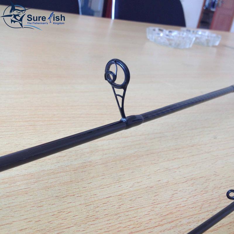 Wholesale Fishing Tackle OEM Nano Carbon Spinning Fishing Rod
