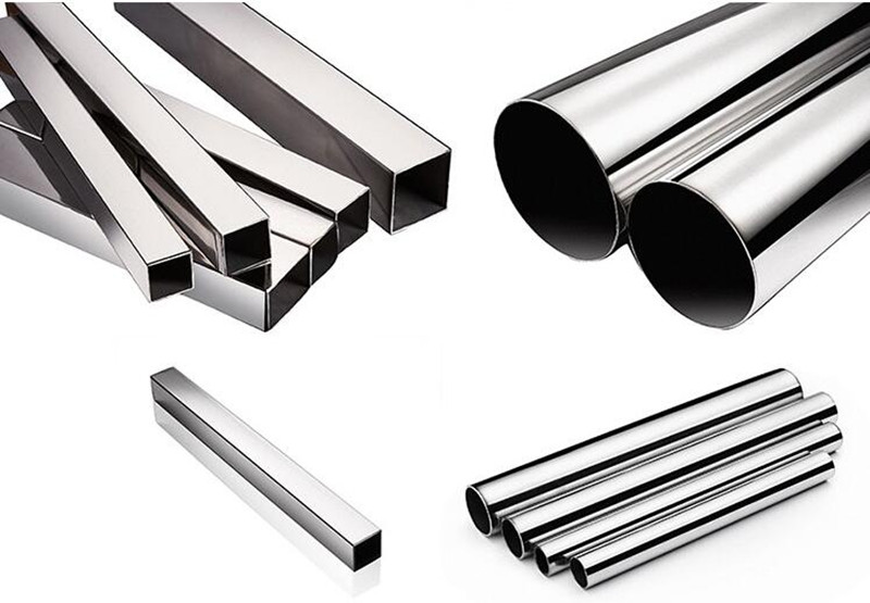 High Quality Seamless Stainless Steel Sqare Pipe