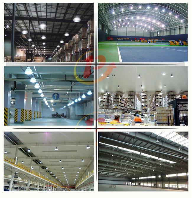 Energy Saving COB 50W LED High Bay Light