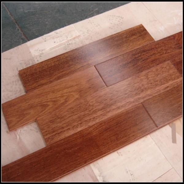Selected Solid Merbau Hardwood Flooring