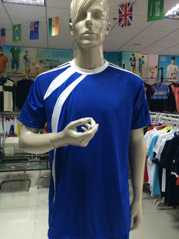 2016 Custom Print Soccer Jersey Tshirt Suit Uniform