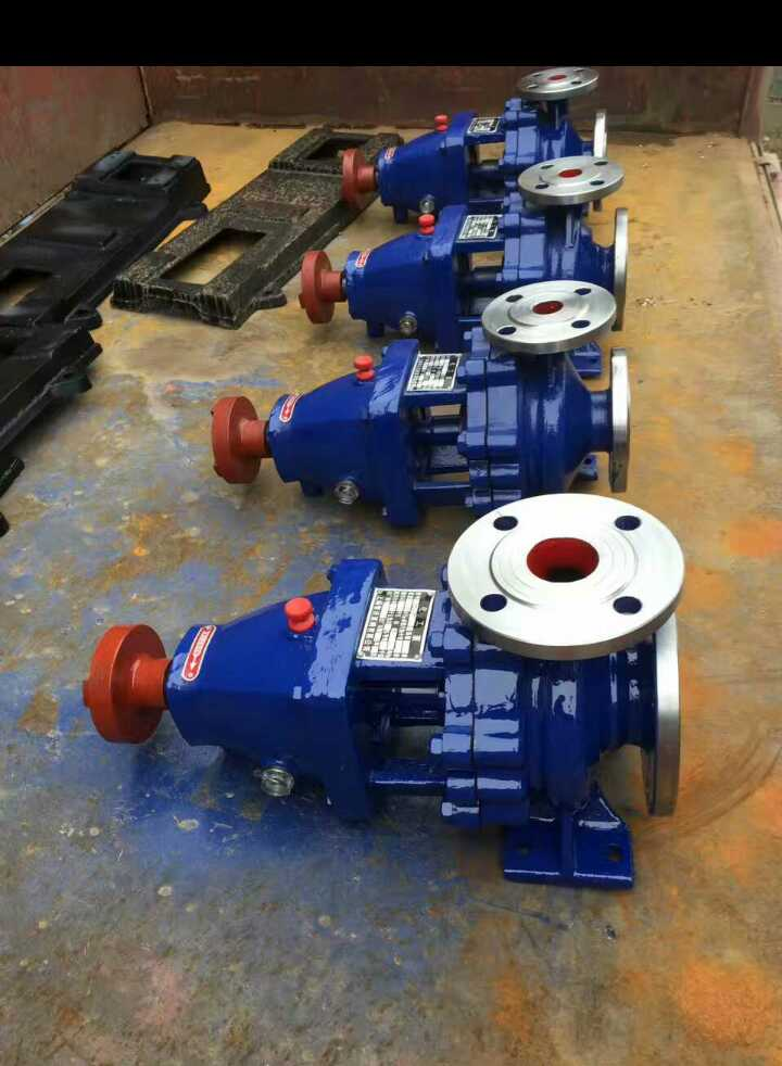 chemical centrifugal pump's mechanical seal