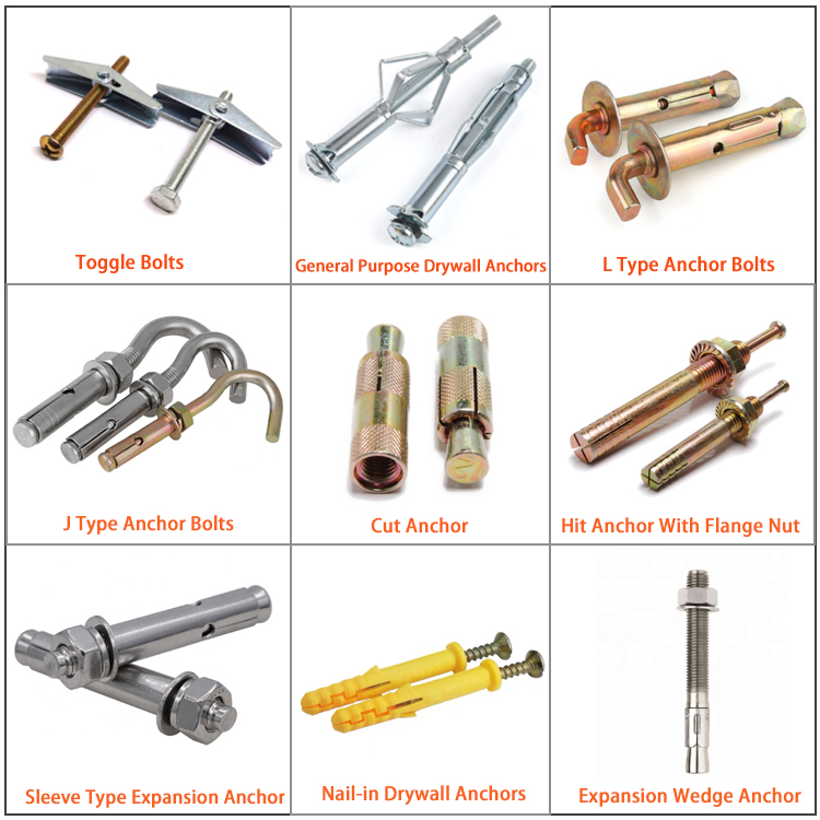 General Purpose Drywall Anchors