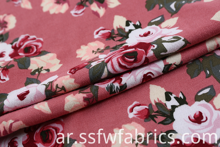 Shaoxing Textile City Custom Printed Fabric