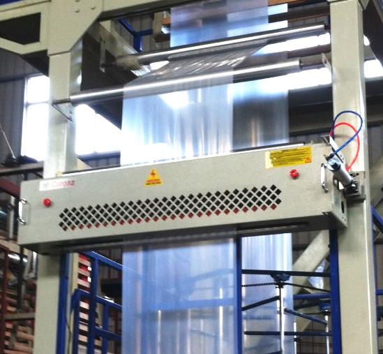 High-Speed Rotary-Die Head PE Film Blowing Machine