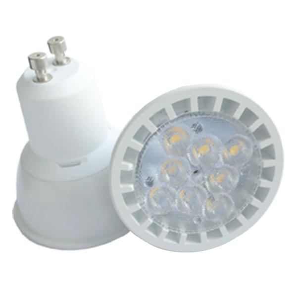 ETL Energy Star 7W SMD LED GU10 PAR16
