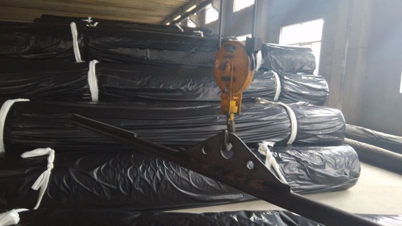 Continuous Filament Nonwoven Polyester Thermoset Geotextile Membrane Layer