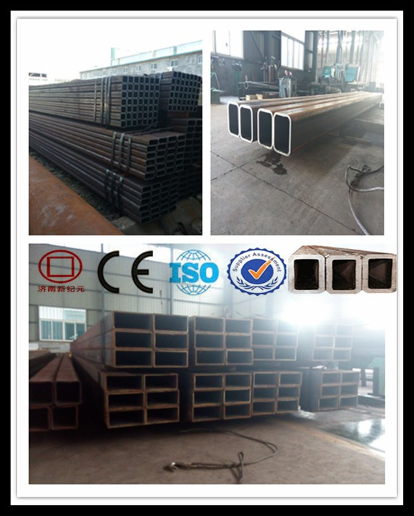 Welded Rectangular Tube
