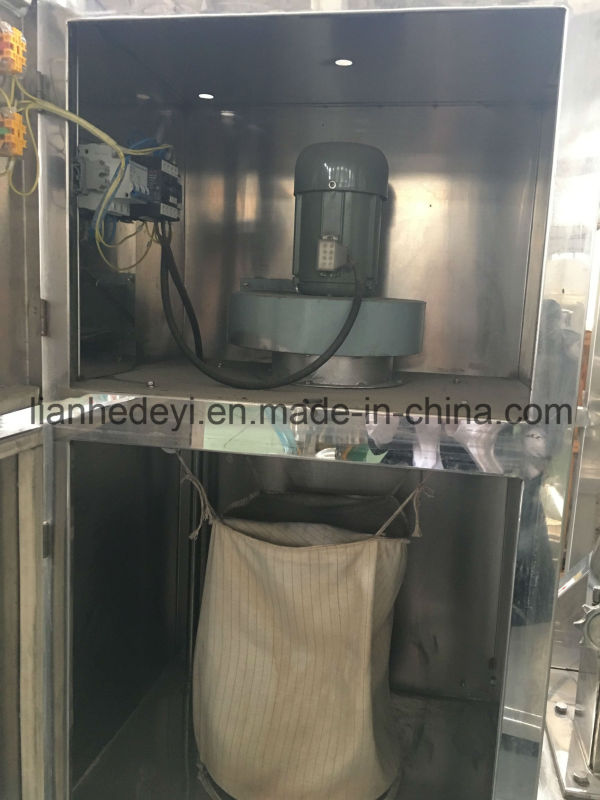 40b-X Dust-Collecting Pharmaceutical Crusher