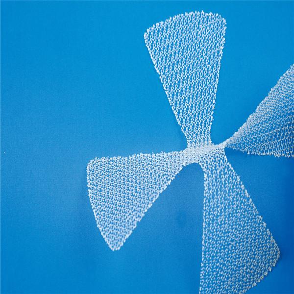 Disposable Polypropylene Material Hernia Mesh
