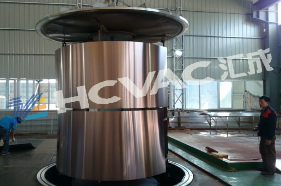 Stainless Steel Furniture Table Chair PVD Titanium Gold Coating Machine