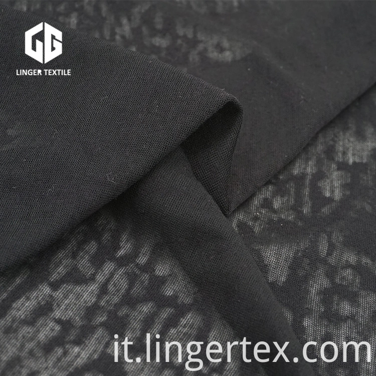 Jersey Embossed Fabric