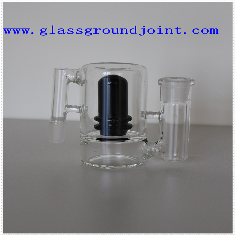 Hookah Glass Water Pipe with Ground Joints for Smoking
