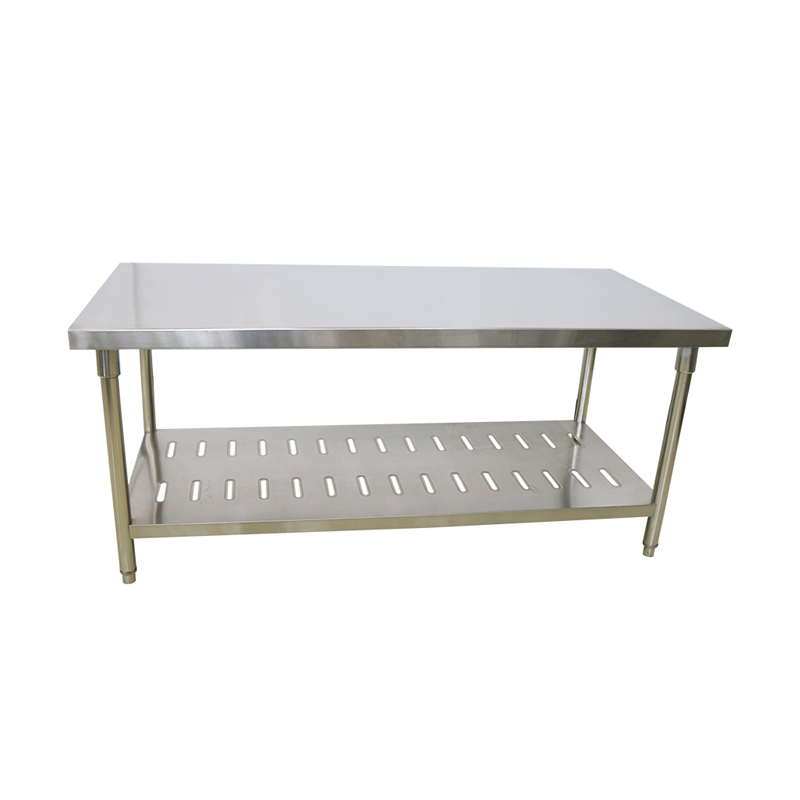 Restaurant Kitchen Commercial Stainless Steel Work Table