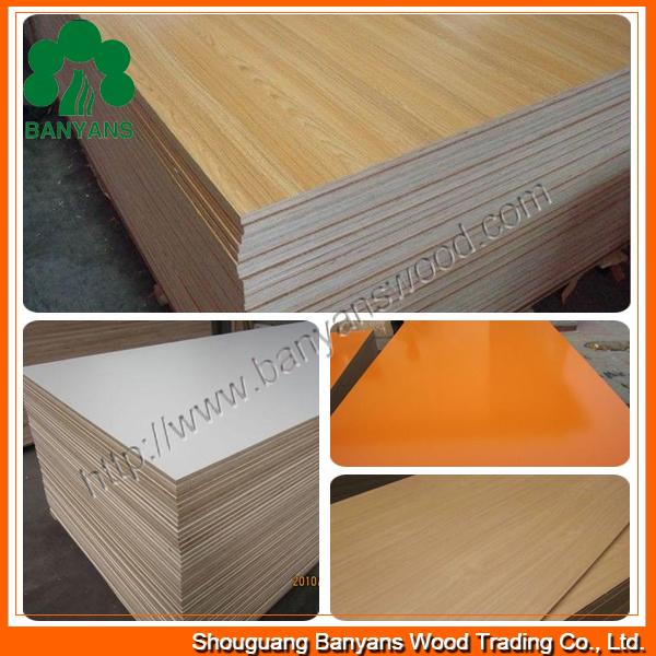 Best Price Okoume/Bintangor/Sapele Commercial Plywood