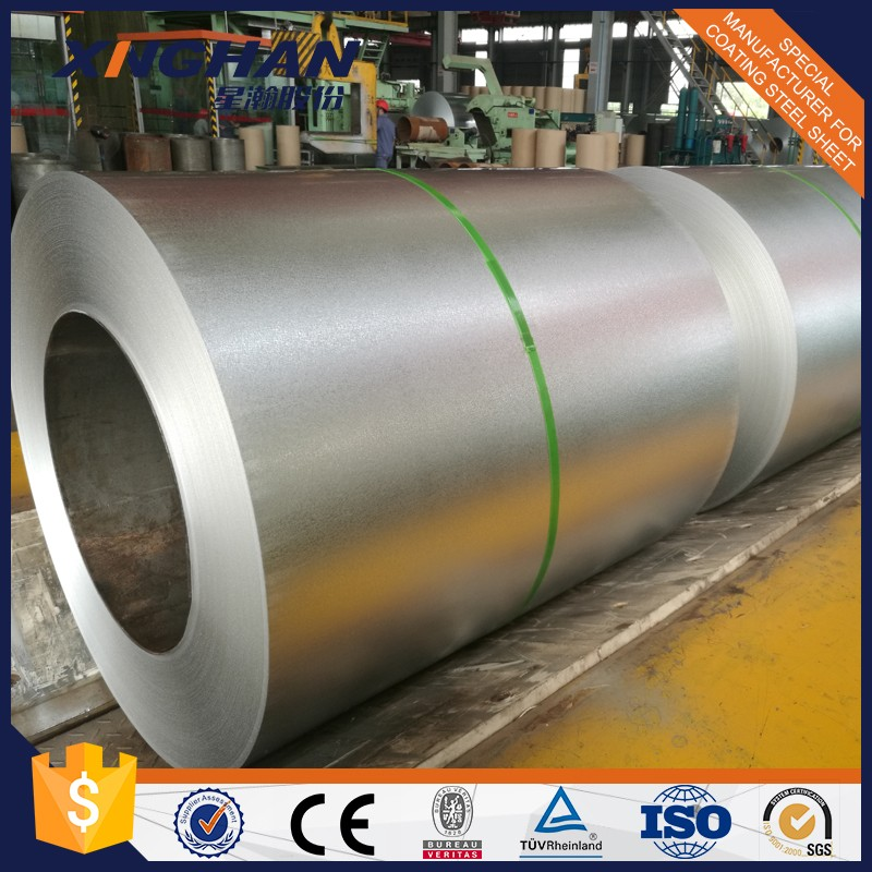FULL HARD G550 Galvalume coil/Aluzinc coil factory