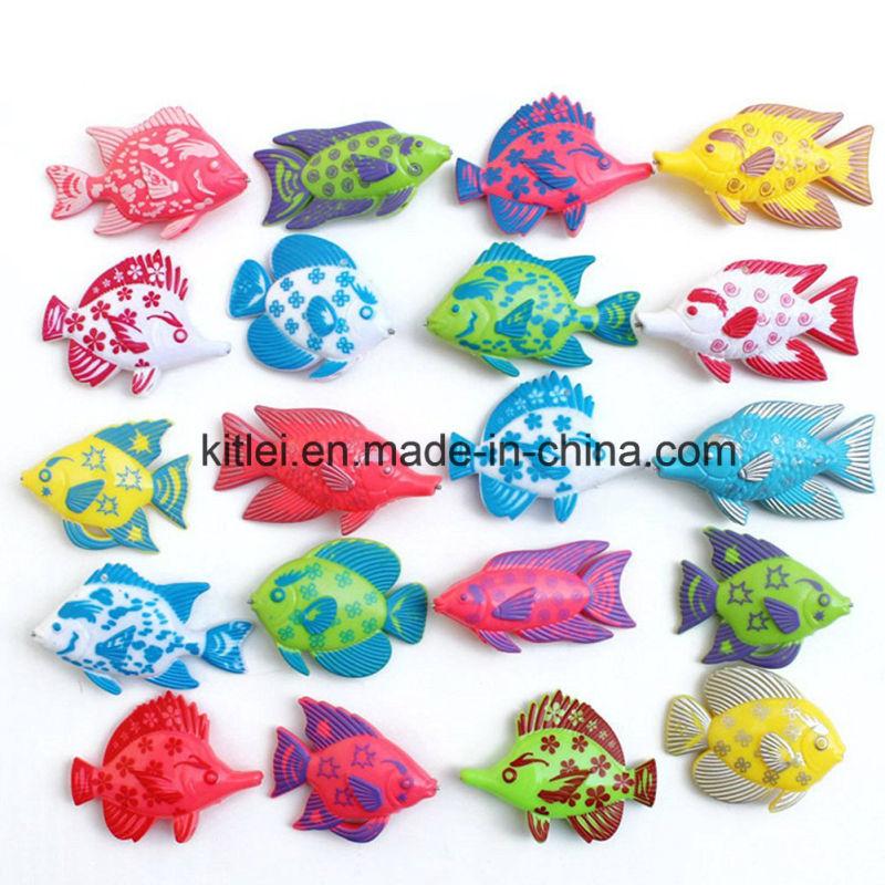 Double-Sided Plastic Fish Bulk Toys Children's Educational Toys