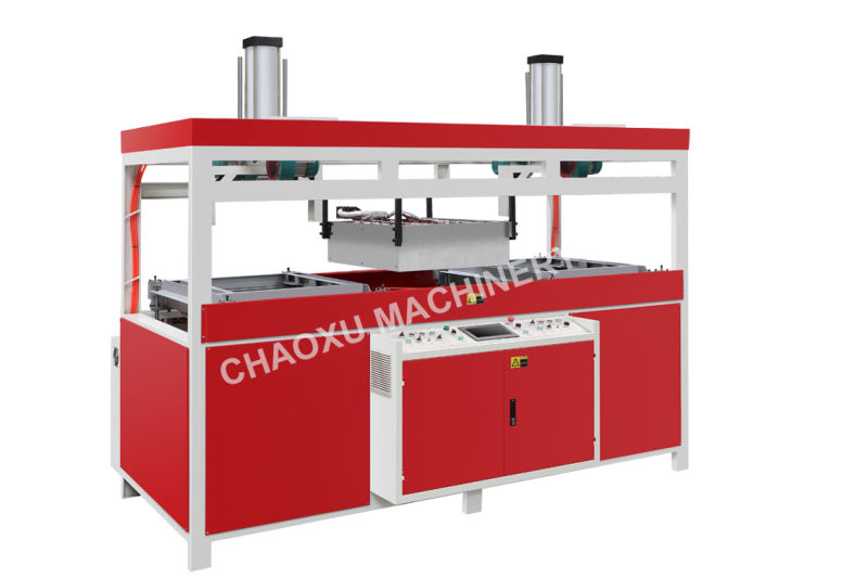 Customer Operated Luggage, Case, Bag Thermoforming Machine in Chaoxu Machinery