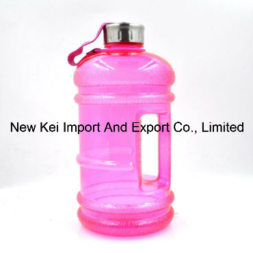 2.2 Tritan Plastic Water Jug with Lids OEM Plastic Bottle
