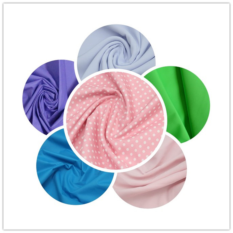 Polyester Fabric for Clothing Pongee Fabric