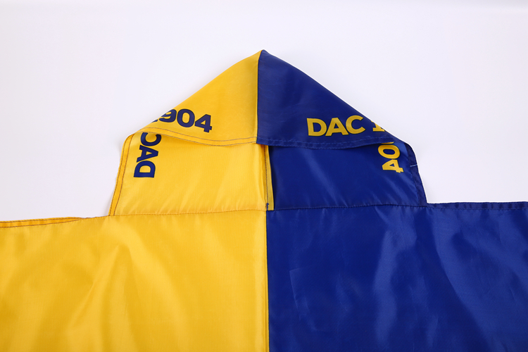 European Cup Soccer Fans Advertising Wearable Flags
