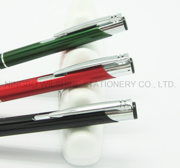 The Most Popular Promotion Pen with Aluminum Barrel (BP0113A)