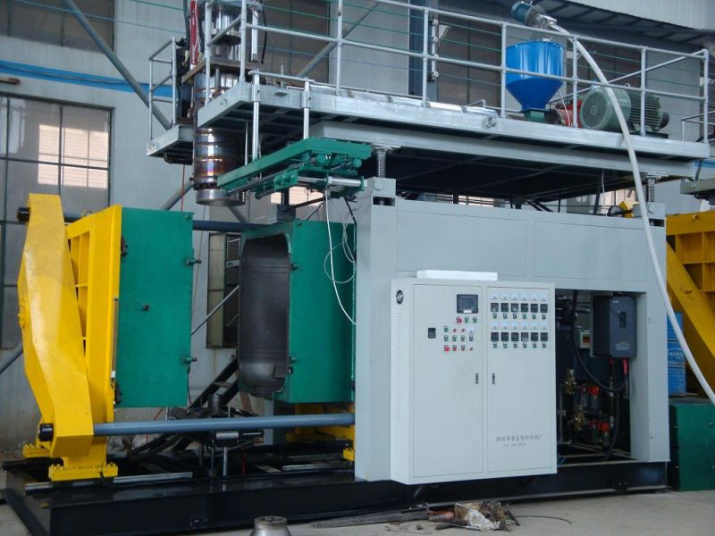 3000L HDPE Water Tank Extrusion Blowing Machine