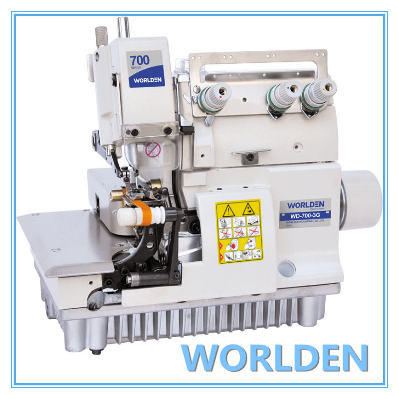 Wd-700-3G Ultra-High Speed Gloves Overlock Machine