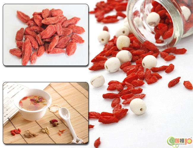 Dried Goji Berry Super Fruit From Ningxia, China