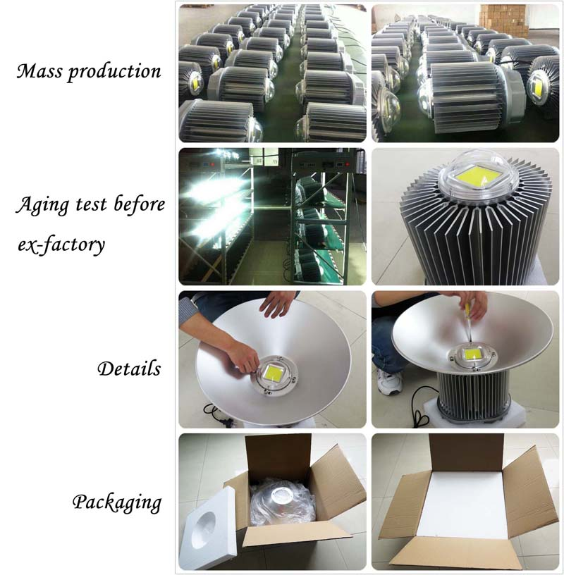 2015 New Product Ce RoHS 150W LED High Bay Light