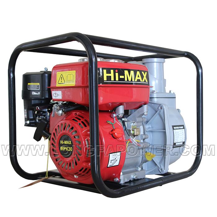 3inch Petrol Kerosene Water Pump, Agricultural Irrigation Water Pump 6.5HP