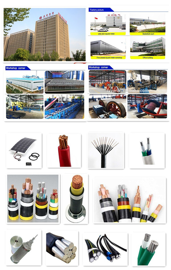 Solar Power System DC Solar Panel Cable Solar PV Cable