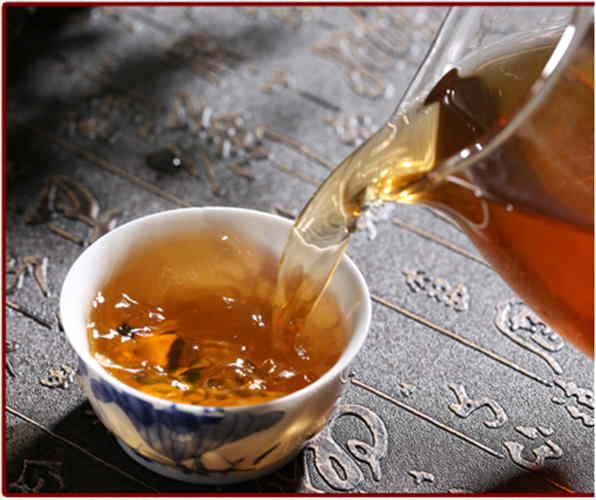 Thousands Miles of Tea Road